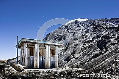 Kilimanjaro Toilet