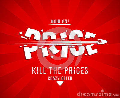 Kill the prices design