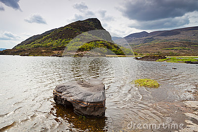 Killarney Mountains And Lakes Royalty Free Stock Photography - Image: 24864467