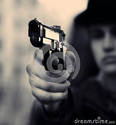 Free Killer Stock Photography - 10495722