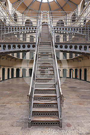 Free Kilmainham Gaol Royalty Free Stock Images - 47100669