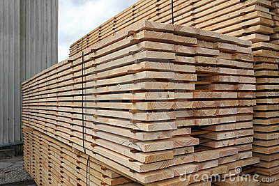 Kiln-Dried Timber
