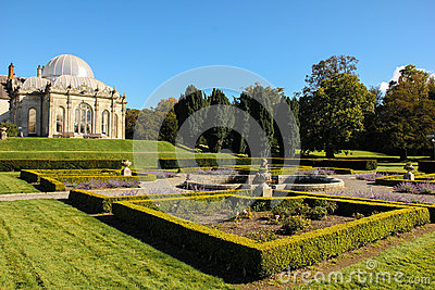 Kilruddery House & gardens. Ireland
