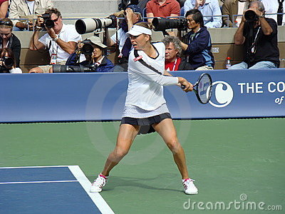 Kim Clijsters at US Open