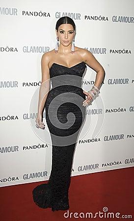 Kim Kardashian Editorial Photography