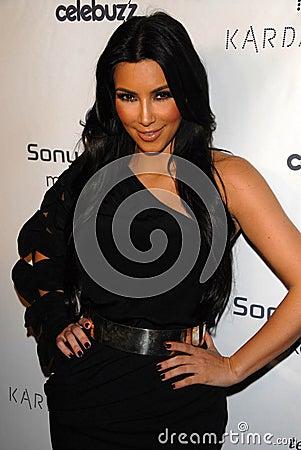 Kim Kardashian,RES Editorial Photo