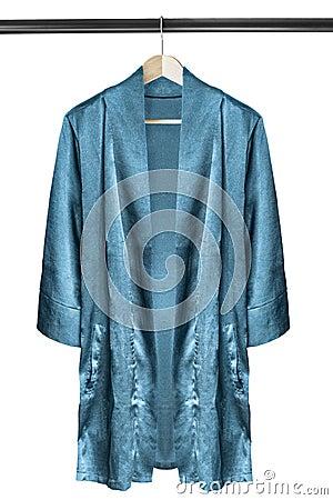 Free Kimono On Clothes Rack Royalty Free Stock Photography - 109919077