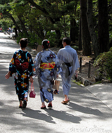 Kimono tradycyjne