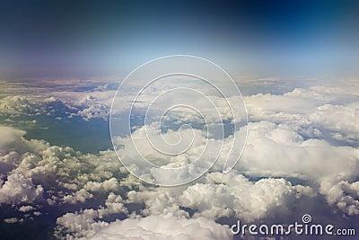 Kind on clouds