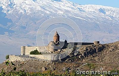 Hor Virap monastery