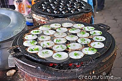 Kind of Thai sweetmeat