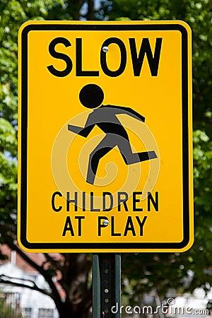 Kinder am Spiel