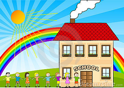 Kinderen en school