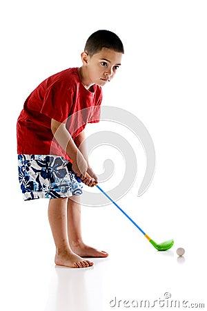 Kindergarten Golf