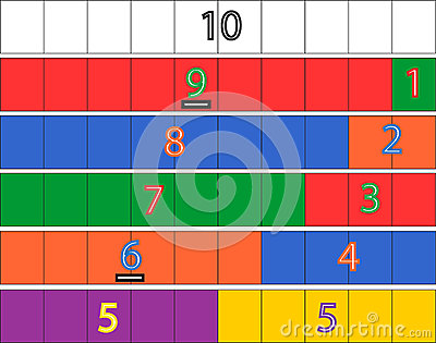 Kindergarten Math Game