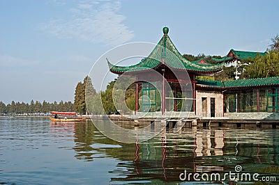 Kinesisk park