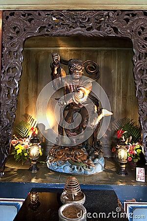 Kinesisk relikskrin