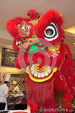 Kinesisk restaurang