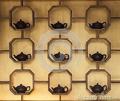 Kinesisk teapot