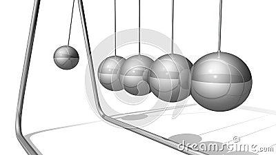 Kinetic pendulums