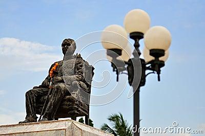 King chulalongkorn Statue