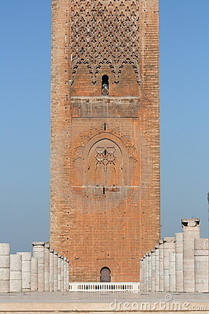 King Hassan Tower Morocco
