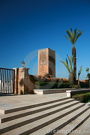 King Hassan Tower Morocco