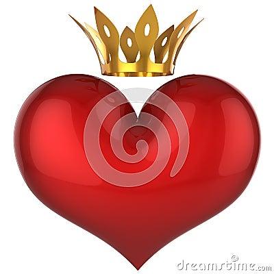 King heart. Lucky love (Hi-Res)