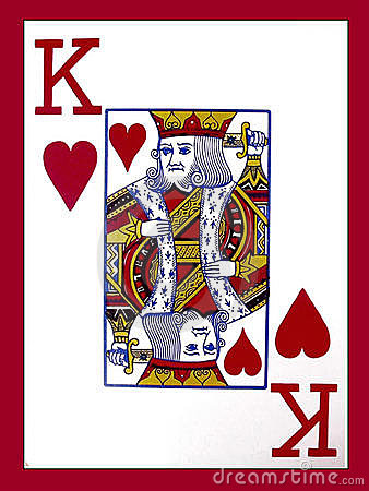 King Of Hearts Stock I...