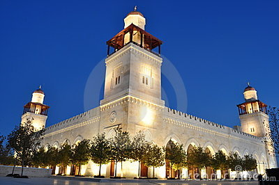 King Hussein's Mosque