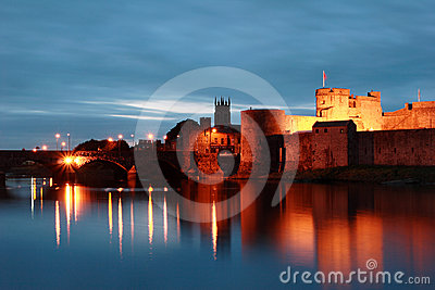 King John s Castle ,Limerick, Ireland