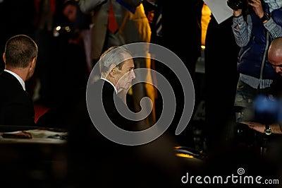 King Mihai I of Romania Editorial Stock Photo