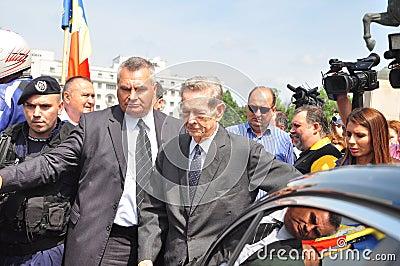 King Mihai I of Romania(8) Editorial Image