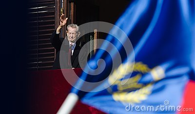 King Mihai I of Romania Editorial Image