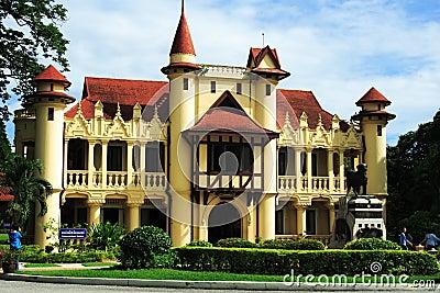 King Mongkut palace