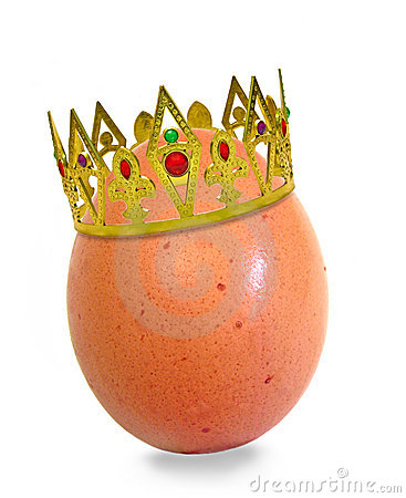 Free King Of Eggs Stock Photo - 18486610