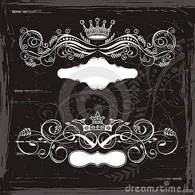King and Queen crowns