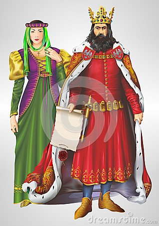 King And Queen Machern