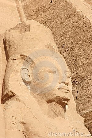 King Ramesses II Statue