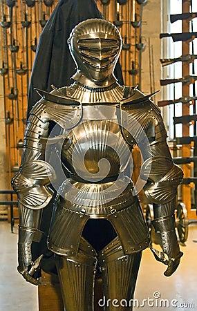 King s armor