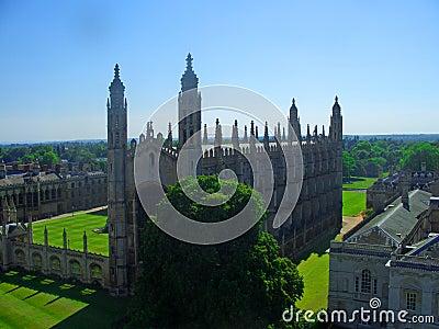 King s College Chapel, Cambridge
