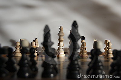 The king s guard-chess
