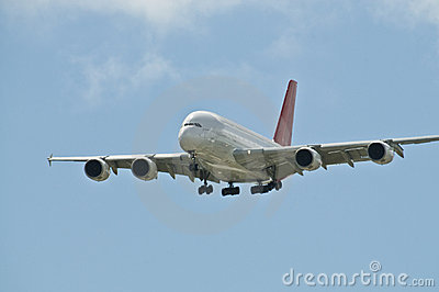 King of the Skies - A380