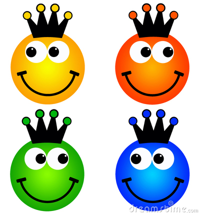 King smileys