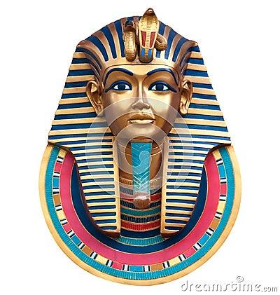 Free King Tutankhamun Royalty Free Stock Image - 19699456
