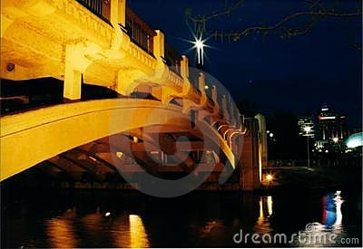 King William Street Bridge - Adelaide, Australia