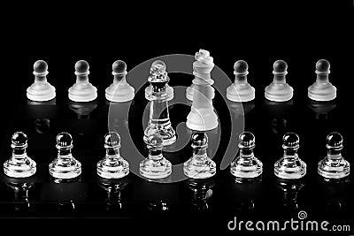 Kings in negotiation