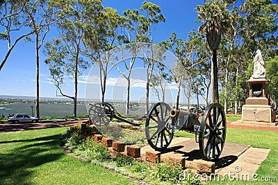 The Kings Park,Perth,Western Australia