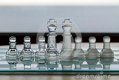 Kings and Pawns - business metaphor series