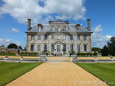 Kingston Lacy House Editorial Stock Image